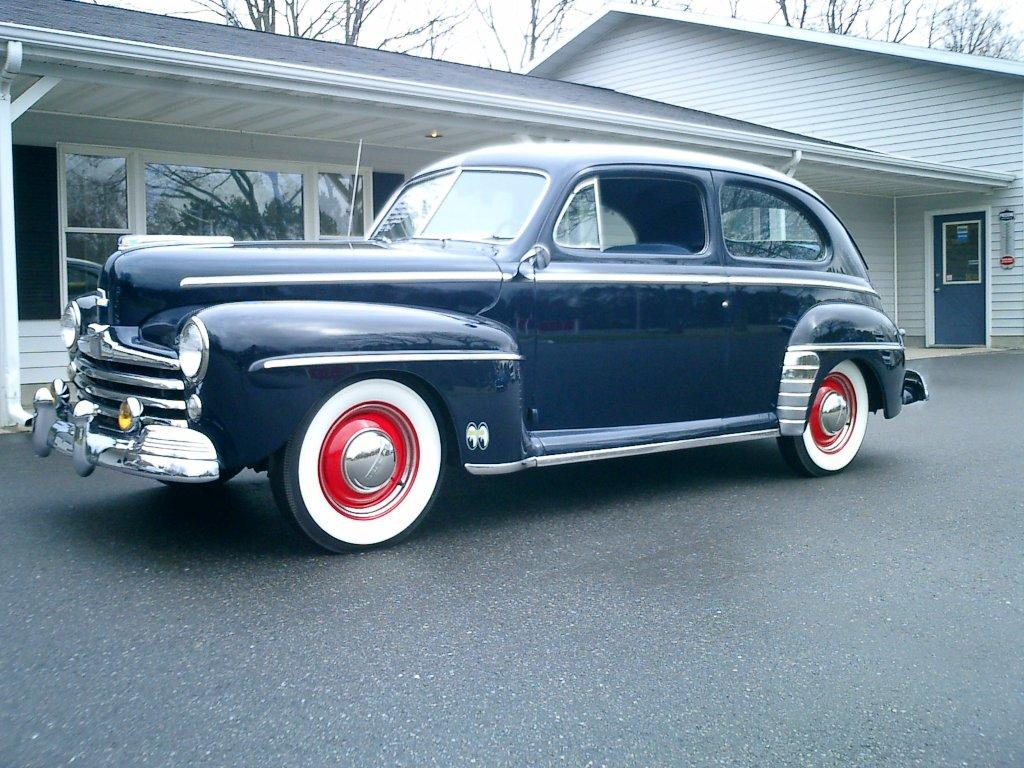 Cars For Sale Page 1 1949 Ford 2 Door Hardtop 1948 Deluxe Sedan
